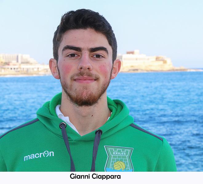 C 13 Gianni Ciappara