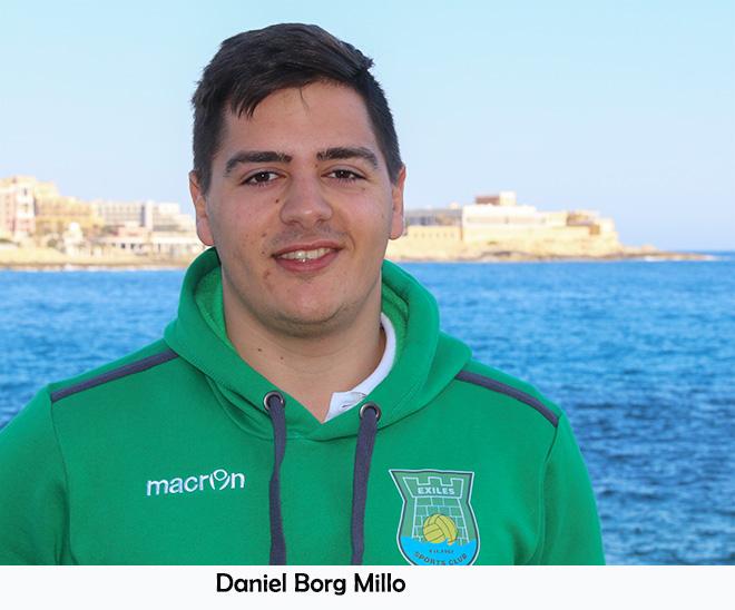 C8 Daniel Borg Millo