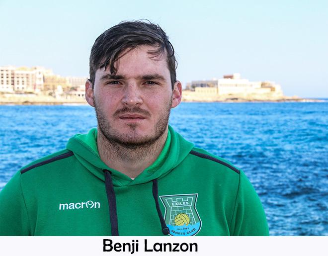 C5 Benji Lanzon