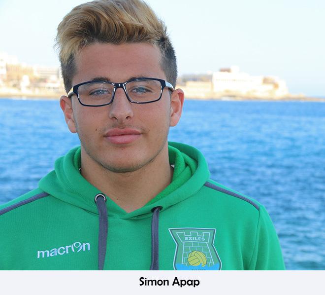 C 14 Simon Apap