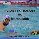 Poster Exi vs MXlokk 16.07.2019